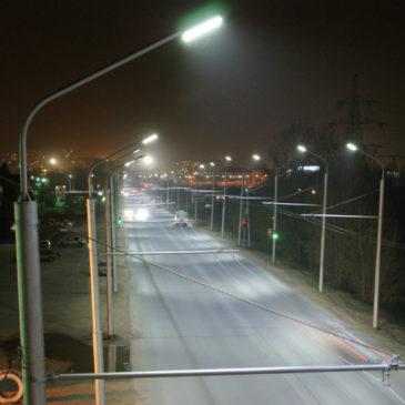 Светильник SGCOM: светодиодное освещение автодорог