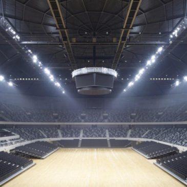 Светодиодное освещение для спортивных площадок