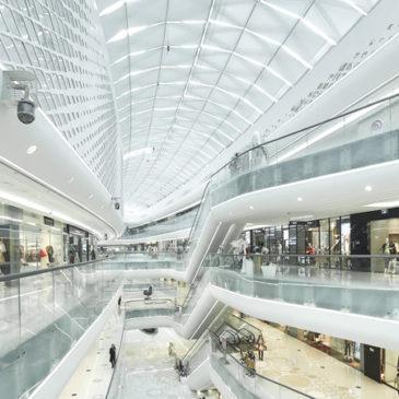 Светодиодное освещение для торговых центров