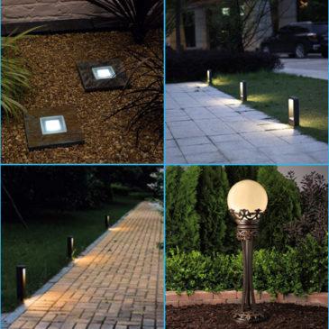 Светодиодное освещение для загородного дома от компании «Морское Сияние»